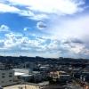 南西側バルコニーからの眺望